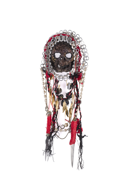 , 'Awakened Protection Mask,' 2017, MAIA Contemporary