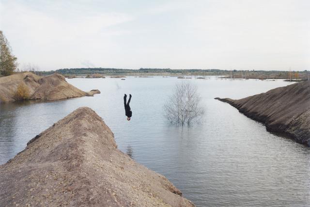 , 'Abraum #4,' 2014, Thomas Fischer