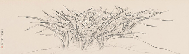 , 'Daffodils  水仙,' 2017, Alisan Fine Arts
