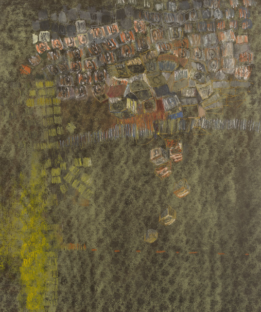 , 'Cross Border,' 2018, Tyburn Gallery