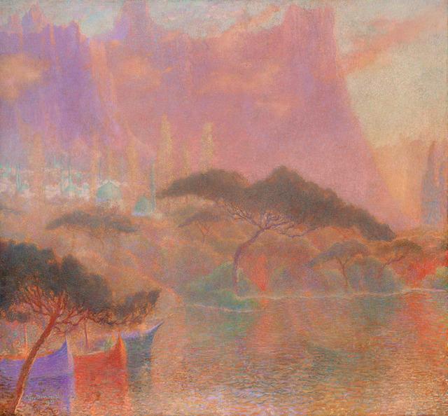 , 'La fantaisie orientale,' 1921, Jack Kilgore & Co.