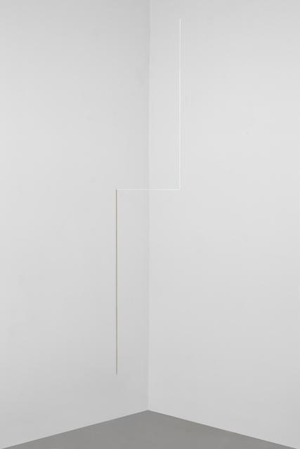 , 'Untitled (Corner Construction),' 1991, Galerie Greta Meert