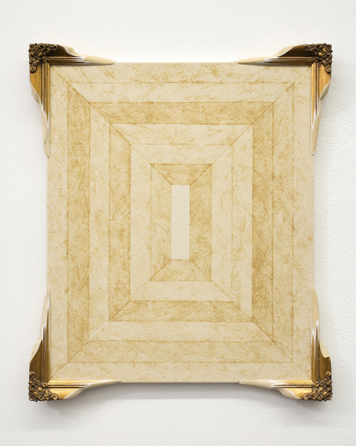 Amikam Toren, 'No Frame, No Painting, No Void - Richard', 2017, Federico Luger (FL GALLERY)