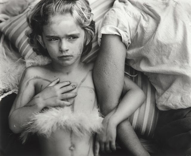Sally Mann, 'Jessie Bites', 1985, Photography, Gelatin silver print., Phillips