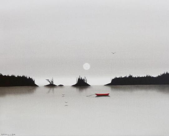 Natasha Miller, 'The True Light of the Moon', 2019, Petroff Gallery