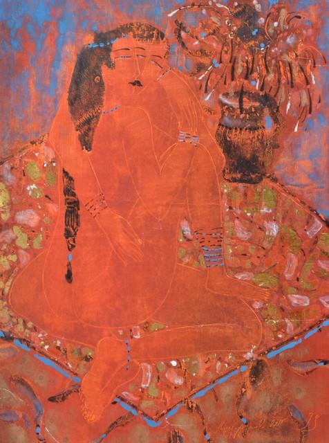 Victor Anufriev, ' Gold Kamasutra', 1999, Mishin Fine Arts