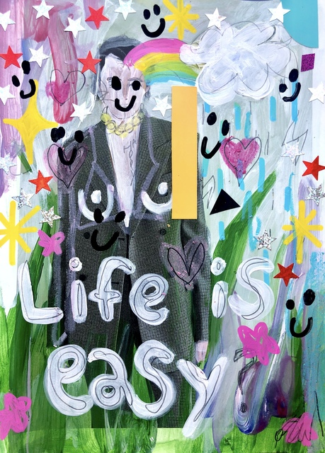, 'Life is Easy,' 2018-2019, Red Chamber Gallery