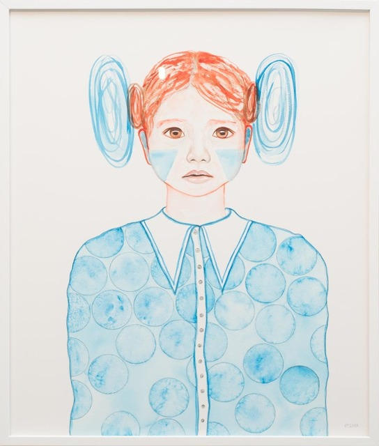 Katrín Matthíasdóttir, 'A transformation/child's eyes III', 2018, Gallerí Fold