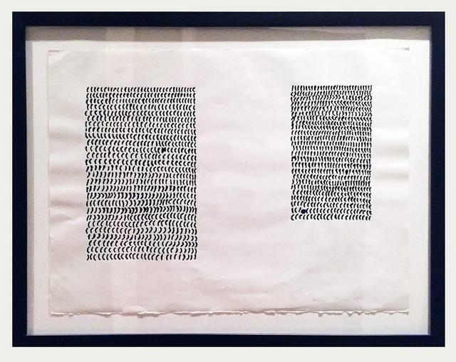 , 'Trunk Tracks Farther,' 1978, Hal Bromm
