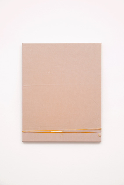 , 'Untitled (Because the sun is yellow 4/9),' 2014, Jeanroch Dard