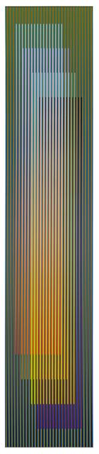, 'Color aditivo serie larga Panam 1,' 2011, Galería RGR