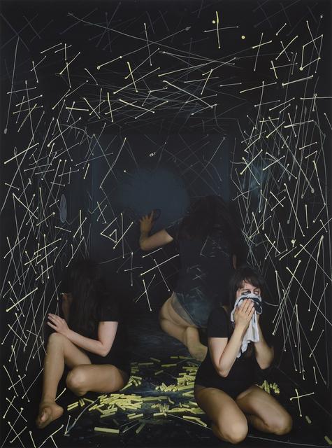 , 'Les domestiques 2,' 2017, Galerie D'Este