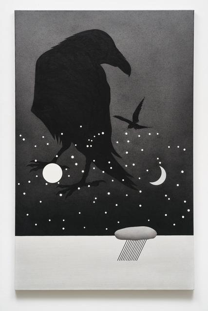 , 'Genesis: Der große Rabe Tulungusak (Inuit),' 2010, Galerie Judith Andreae