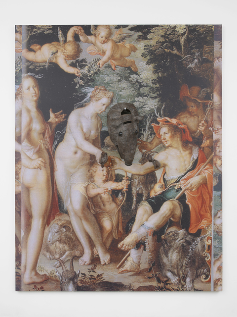 Monster Chetwynd, 'Aquatic Ape', 2018, Studio Voltaire