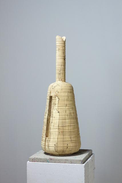 , 'Spalted Beech Vessel,' 2018, JGM Gallery