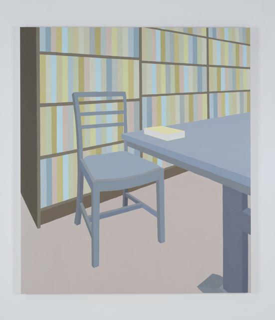 , 'Library 1,' 2017, Sapar Contemporary