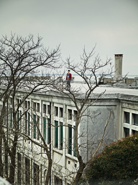 Mabel Palacín, '180º On the roof 5', 2010-2011 , Suburbia Contemporary Art