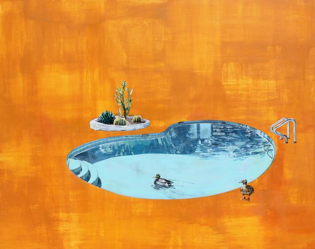 Holly Elander, 'Ducks', 2017, LAUNCH LA