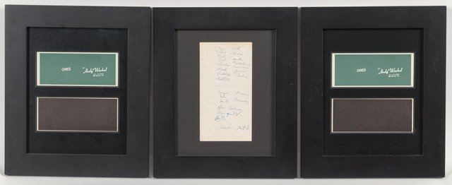 Andy Warhol, 'Warhol Ones (four bills)', 1971, Other, Heritage Auctions