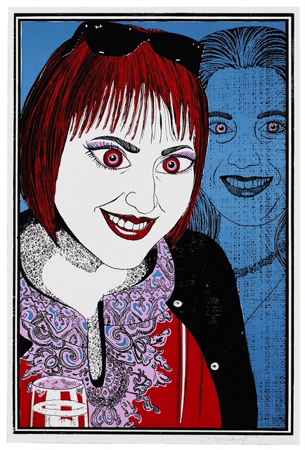 Grayson Perry, 'Snapshot of Julie IV', 2014, Gormleys Fine Art