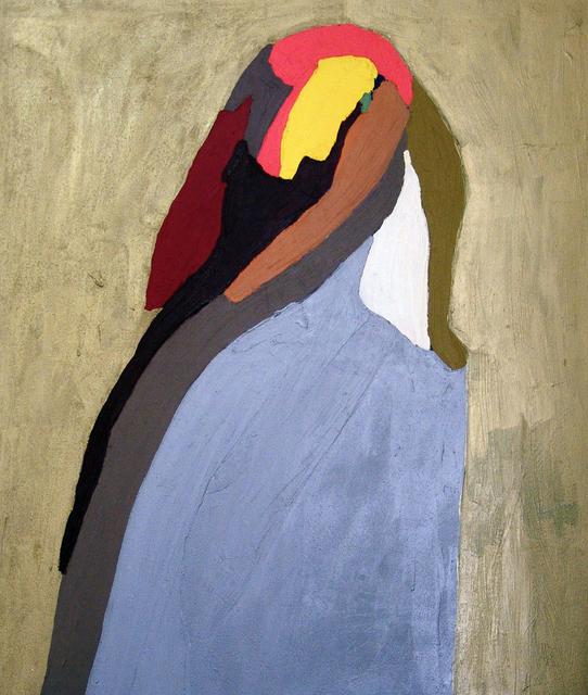 , 'Figure,' 2009, Easel & Camera Contemporary Art Gallery