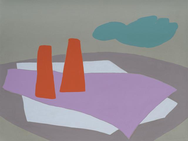 , 'Layers I,' , Nikola Rukaj Gallery
