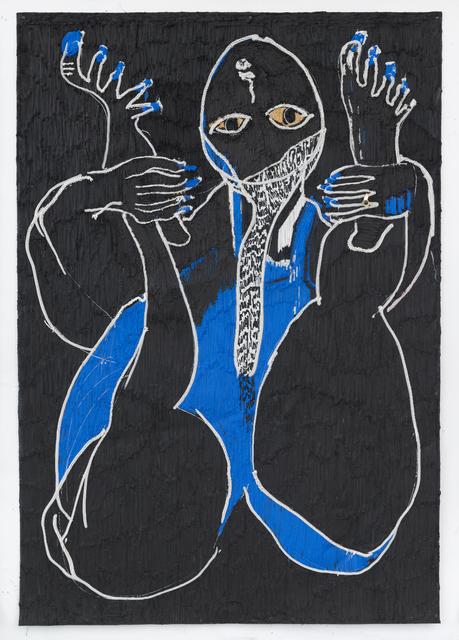 , 'Chisel,' 2017, Shulamit Nazarian