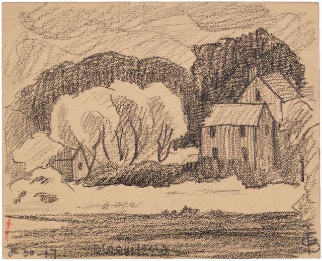 , 'BLOOMFIELD DE 30-17,' 1917, Jerald Melberg Gallery