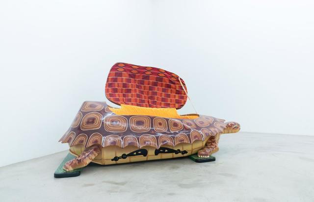, 'Tortoise palanquin,' 2016, Ruttkowski;68