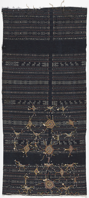 , 'Woman's ceremonial skirt ,' 20th century, National Gallery of Victoria
