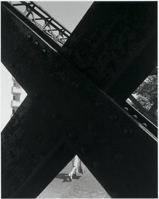 , 'Monumentenbricke,' 1982, Light Work