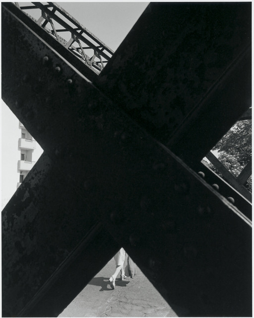 John Gossage, 'Monumentenbricke', 1982, Photography, Silver gelatin print, Light Work