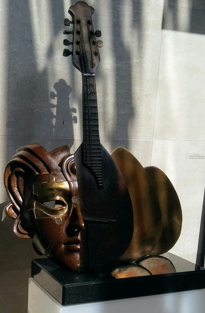 , 'Winner's Face- Mandolin  ,' 2009, Vivian Choi Gallery