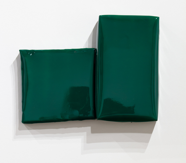 , 'Untitled (olive,2) ,' 2018, DENK Gallery