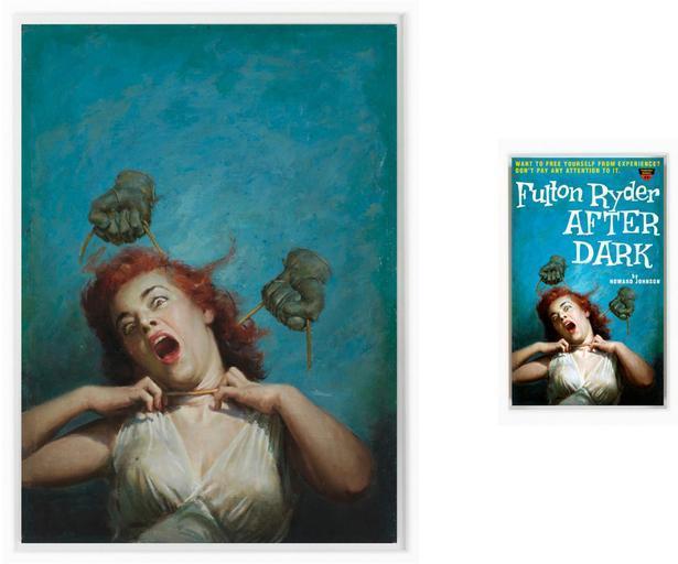 Richard Prince, 'Fulton Ryder After Dark', 2012, Burning in Water