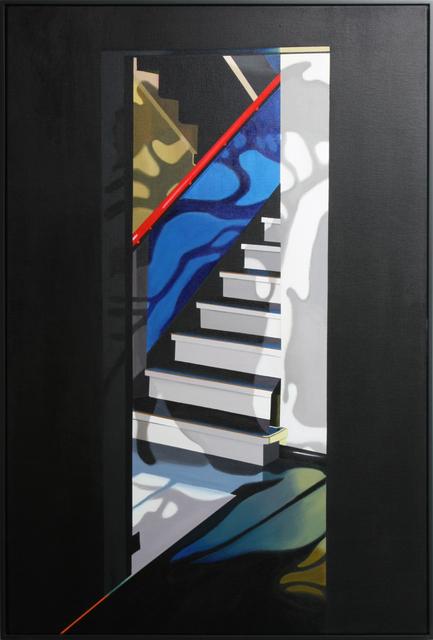 , 'Feininger, granito y ciprés,' 2014, CURRO