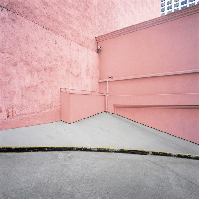 Daniel Mirer, 'Pink Wall, Los Angeles, USA', ca. 2005, ElliottHalls