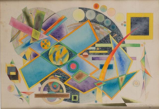 , 'Composition No.2,' 1950, Weinstein Gallery