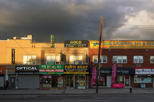 , 'Pawn Shop, Ozone Park, New York,' 2013, carlier | gebauer