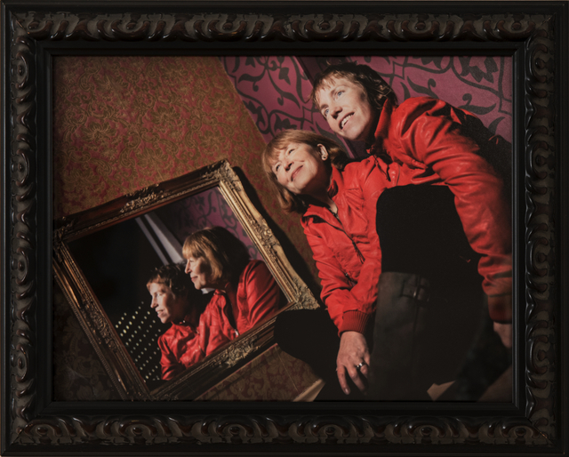 , 'Portrait with Eugenia Gortchakova,' 2009, Postmasters Gallery