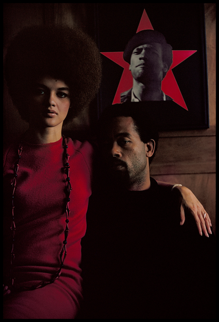 , 'Eldridge Cleaver and His Wife, Kathleen, Algiers, Algeria,' 1970, Jenkins Johnson Gallery