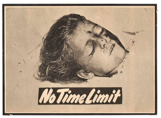 Nil Ultra, 'No Time Limit', 2011, Subliminal Projects