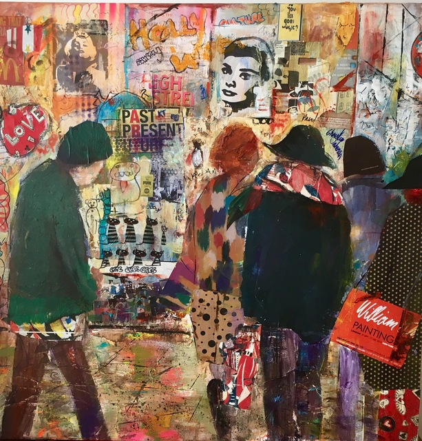 , 'Graffiti,' 2017, Gallery Different