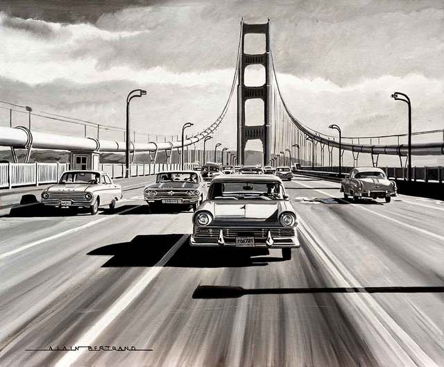 , 'Golden Gate Bridge,' , Catto Gallery