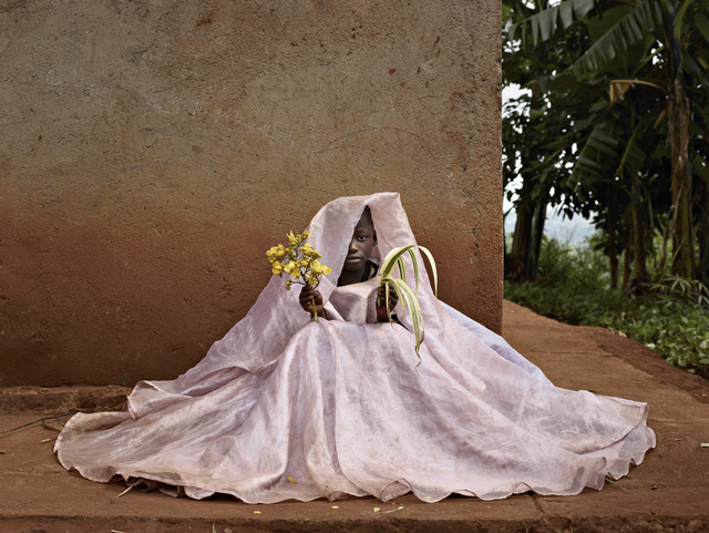 ", 'Portrait #3, Rwanda, from the series ""1994"",' 2014, PRISKA PASQUER"