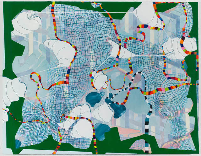 , 'Ethnological Edict,' 2017, Zolla/Lieberman Gallery