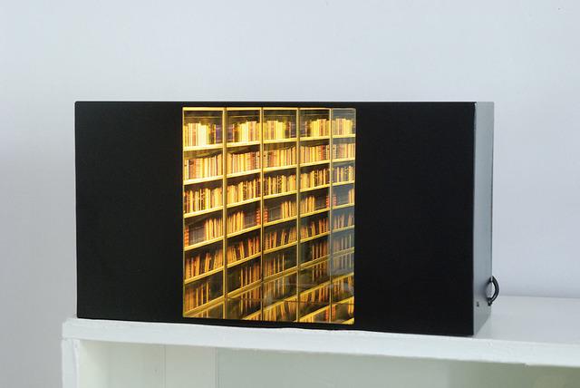 , 'Never-ending corridor (miniature,' 2006, Alarcón Criado
