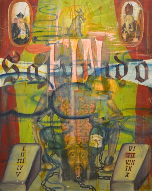 , 'Saturado,' 1995, Galerie Nathalie Obadia