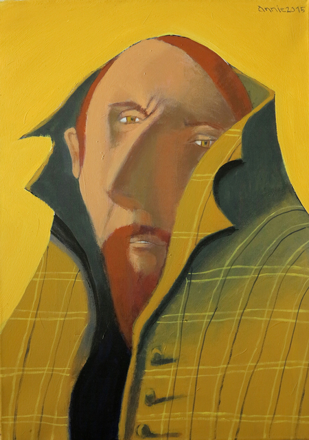 ", '""Confide in Me"" / ""Bana güven"",' 2015, Galeri 77"