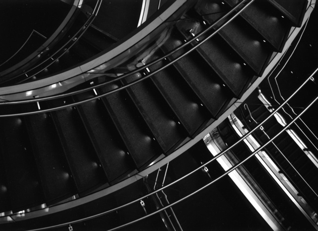 , 'Fulton Station Stairs,' , Soho Photo Gallery